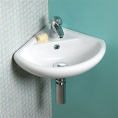 Corner Basin : ... .com/cloakroom-basins/aerial-corner-basin-31x31cm-8326.aspx