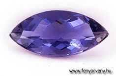 Iolite - The Gemology Project Renewal Of Marriage Vows, Gem Guide, Stone Balancing, Libra And Sagittarius, Crystal Meanings, Crown Chakra, Gems And Minerals, Stones And Crystals, Natural Gemstones
