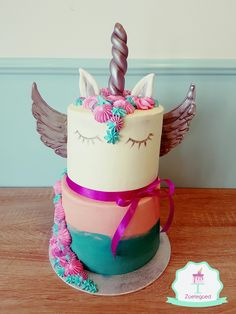 lovely UNICORN with wings