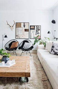 Einrichtungsideen // Inspirationen Wohnung von fashionzauber
