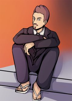Inspector Mini Ladd (thumbnail) by An0nym0useArt on DeviantArt