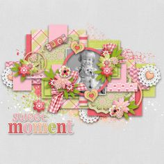 Candy love-January Pickle Barrel by Tinci Designs