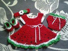 Zandia vestido crochet