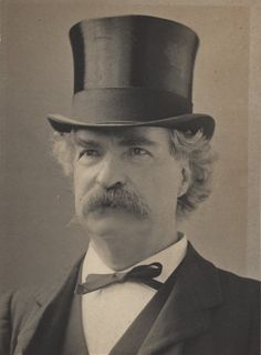 Samuel Clemens, also known as Mark Twain from University of Virginia Visual History Collection ·  ·  · Albert and Shirley Small Special Collections Library, University of Virginia.