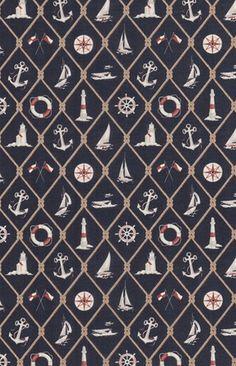 Ralph Lauren Nautical wallpaper