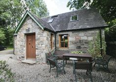 photos of cottages in scotland | Holiday cottages in Lochearnhead Central Scotland - easy online ...