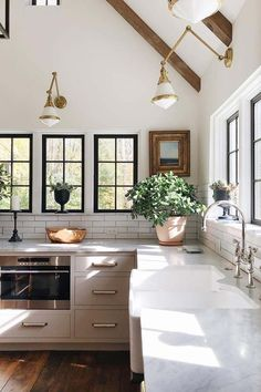 10 Truly Easy Ways to Fancy Up Your Kitchen #purewow #decor #kitchen #home #renovation