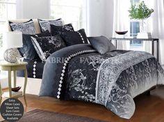 COSTA-Double-Queen-King-Super-King-Size-Bed-Duvet-Doona-Quilt-Cover-Set-New