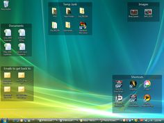 How to Design and Create a Clean, Organized Desktop