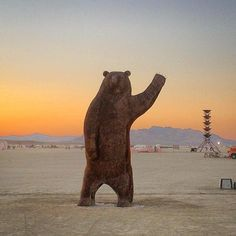 Burning Man art installations are what dreams are made of (28 Photos)