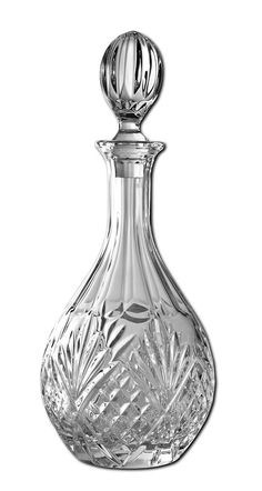 Godinger Dublin Wine Decanter Best Offer. Best price Godinger Dublin Wine Decanter. 2-piece wine decanter set from the Dublin gathering; 12 inches high. Created from 24 percent lead precious stone for substan