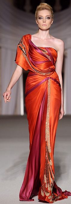 Elia Martell | Abed Mahfouz Haute Couture