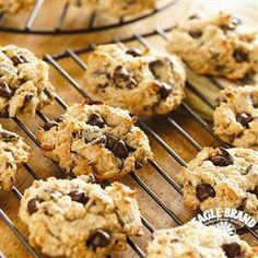 Chocolate Chip Treasure Cookies from Eagle Brand®