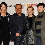 Sanremo 2015 conferenza stampa: Ecco i look di Emma, Rocio e Arisa