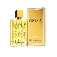 Cinéma de Yves Saint Laurent é uma fragrância floral extremamente sensual com uma notável fixação. Disponível na nossa loja online acessem essenceperfumaria.com #perfume #fragrance #ysl #yvessaintlaurent #cinema #essence #essenceperfumaria