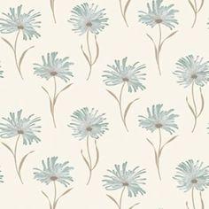 Holden Decor Natsumi Wallpaper 96790, Colour - Teal/Cream: Amazon.co.uk: Kitchen & Home