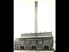 Believed to be the boiler house of old brewery in Cranston, RI