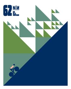 Caleb Kozlowski cycling posters | Veerle's blog 3.0