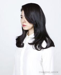 Script Bold Wave 스크립트 볼드 웨이브 Hair Style by Chahong Ardor