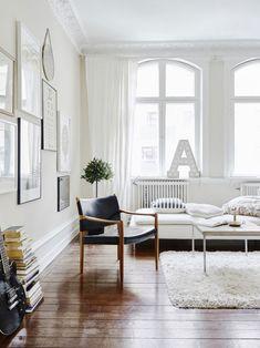 A Serene and Luminous Studio Apartment in Gothenburg - NordicDesign