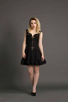 Jawbreaker Black Dress