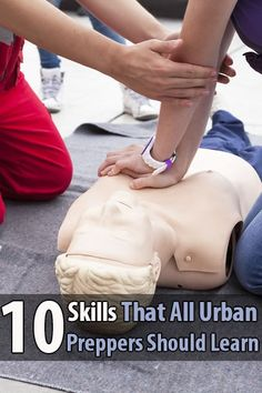 10 Skills That All Urban Preppers Should Learn
