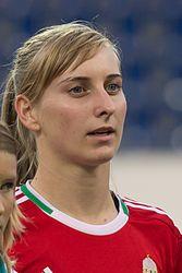 Henrietta Csiszár – Ungarn Bayer 04 Leverkusen u.a.