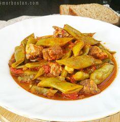FIRINDA KUZU PİRZOLA; - MOR BOSTAN Kung Pao Chicken, Ratatouille, Iftar, Ethnic Recipes, Salsa, Salsa Music, Restaurant Salsa