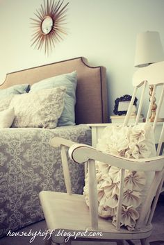 1000 Images About Bedroom Decorating Ideas On Pinterest Headboards Master Bedrooms And Bedding