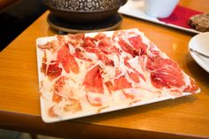 (Bread & Roses) Cured Meat