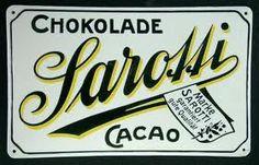 Sarotti chocolate Company Logo, Logos, Tins, Posters, Poster, Shop Signs, Products, Tin Cans, Logo