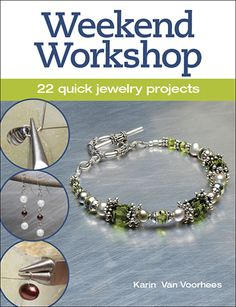 22 Quick Jewelry Projects. Only $9.99!