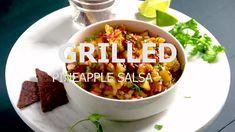 Chicken Souvlaki Recipe | ChefDeHome.com Kiwi Recipes, Greek Recipes, Curry Recipes, Sauce Recipes, Indian Food Recipes, Asparagus Pasta, Pesto Pasta, Asparagus Recipe, Chicken Basil Recipes