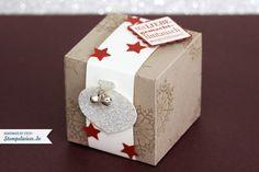 Box in a Box - Origami Box ♥ Stempelwiese