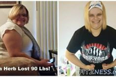 Amazing Weight Loss: How Melissa Herb Lost 90 Pounds