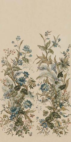 Wandbild rasch textil 329123