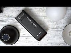 (2) Godox AD200 Unboxing Deutsch - YouTube