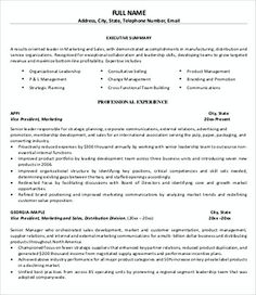 Commercial Property Manager Resume  Commercial Property Manager