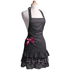 Flirty and Fun Aprons ;)