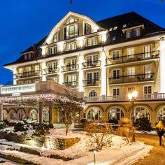Heights of Luxury: Gstaad, Switzerland