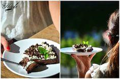 Tarta salada de chocolate - Las mejores recetas de Huga