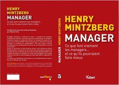 """Préface de """"Manager"""" de Henry Mintzberg Interview, Livres"""