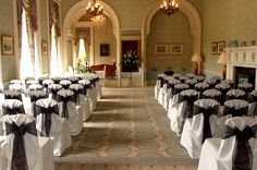Heythrop Park, Oxfordshire. Wedding/Party Venue. Party Venues, Wedding Venues, Park Resorts, Fairytale Weddings, Table Decorations, Oxford, Spaces, Home Decor, Ideas