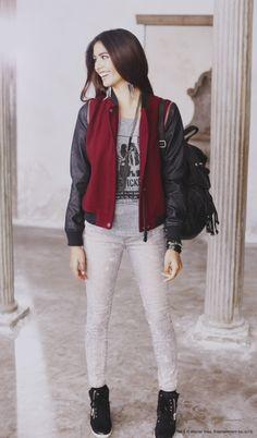 Shop Aeropostale for Guys and Girls Clothing. Browse the latest styles of tops, t shirts, hoodies, jeans, sweaters and more Aeropostale Jean Outfits, Cool Outfits, Fashion Outfits, Fashionable Outfits, Aeropostale Outfits, Pretty Little Liars Outfits, Fashion Articles, Work Looks, Colourful Outfits