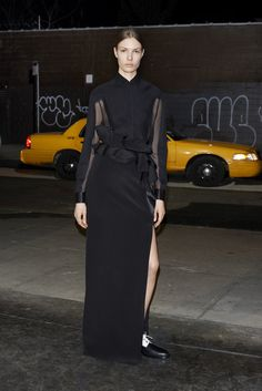 See the complete Givenchy Pre-Fall 2013 collection.