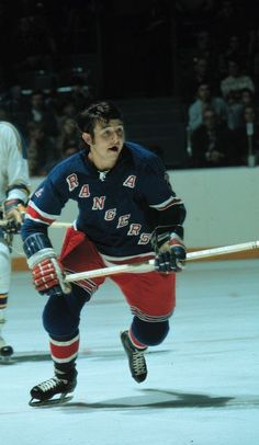 Brad Park - New York Rangers