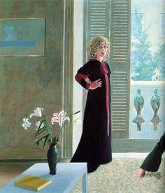 David Hockney, 1937