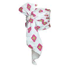 The Kimono Wrap- Pink Diamonds are Forever