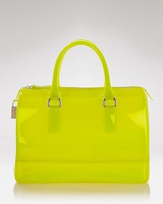 Furla Satchel - Candy  Now, that's making a statement!