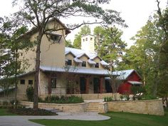 Tyler, TX  HGTV dream home, And oh, I sure didn't live there!  The lovely YWAM Twin Oaks ranch, that's where I was.